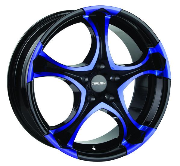 Carmani 4 blau