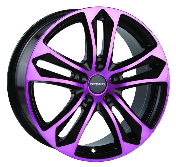Carmani 5 pink