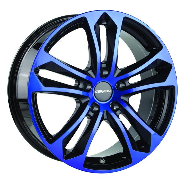 Carmani 5 blau