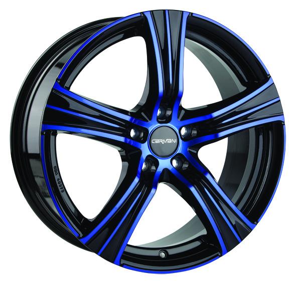 Carmani 6 blau