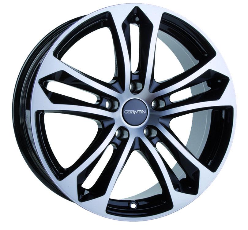 Carmani CA5 Black polish