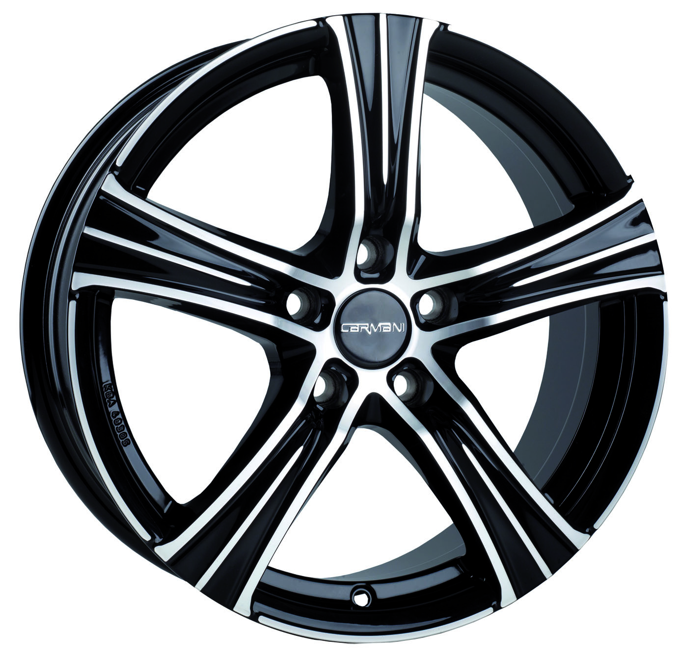 Carmani CA6 Black polish