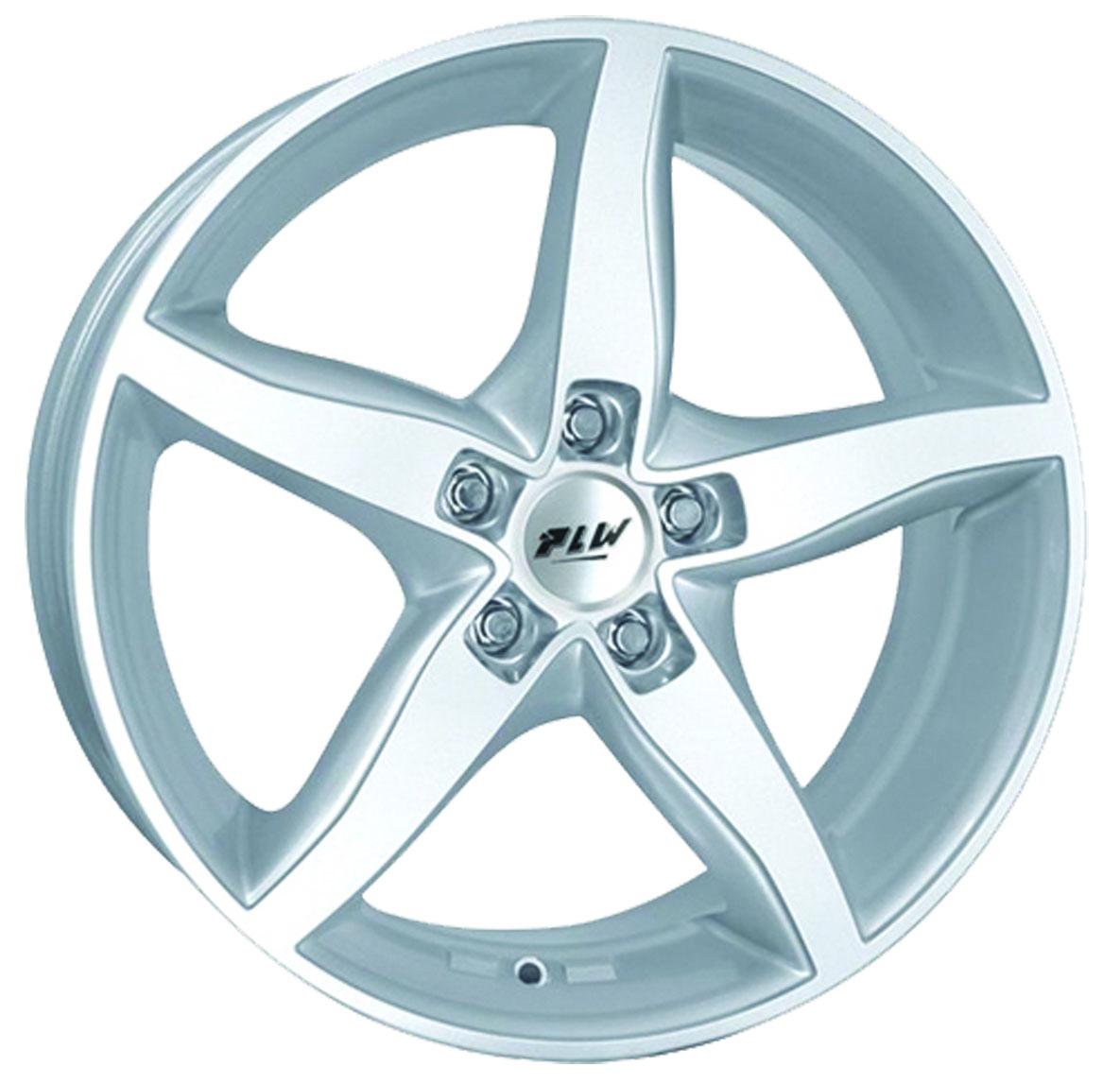 PLW B600 silver